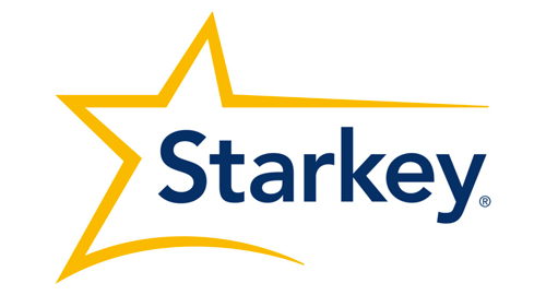 Starkey Hearing Aids for Hearing Loss Logo